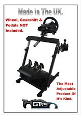 STEERING WHEEL STAND THE ULTIMATE for logitech G920 /G29 UNIVERSAL