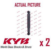 2 x NEW KYB REAR AXLE SHOCK ABSORBERS PAIR STRUTS SHOCKERS OE QUALITY 443258