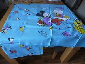 Kinderbettwäsche Mickey Mouse