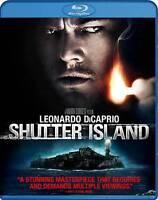Shutter Island (Blu-ray Disc, 2013)