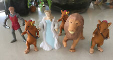 6 Narnia Toys Happy Meal & Hungry Jacks 2005 & 2010 Mcdonalds Dawn Treader