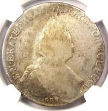1792-CNB RA Russia Catherine Rouble (1R Coin) - Certified NGC VG Details