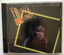 Alpha Blondy 'Best Of' Shanachie Records CD (1990) Roots Reggae New Sealed Rare