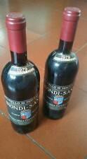 Biondi Santi Brunello di Montalcino 1979 due bottiglie perfette