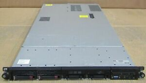 HP DL360 G7 2X XEON E5620 QUAD CORE, 192GB RAM, RAILS, 2X 750W PS,QLE2560-HP