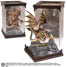 Harry Potter Magical Creatures Hungar Horntail Dragon Statue NOBLE COLLECTIONS