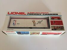 Lionel # 9359 NBA Basketball Box Car - 1979