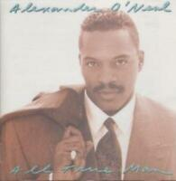 Alexander ONeal : All True Man CD Value Guaranteed from eBay's biggest seller!