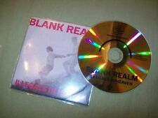 Blank Realm            PROMO CD             Illegals In Heaven