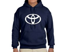 Toyota Hoodie (2 Colors)(S-XL) Sweatshirt Men's Logo TRD Pullover Adult Sizes
