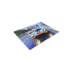 Spa Francorchamps 1000kms Ferrari  by Nicholas Watts - Greetings Card NWC196