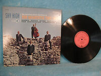 The Quartette Tres Bien, Sky High, Decca Records DL 74715, 1965, Jazz, Piano