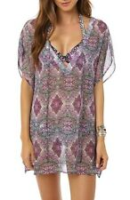 New Oneill Swimsuit Bikini Cover Up Tunic Tallulah RST Size S