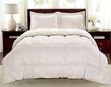 Luxurious Home Fashions Reversible Faux Fur Sherpa 3 Piece Comforter Set Full