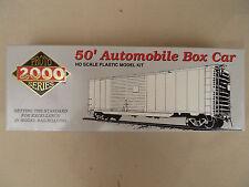 HO PROTO 2000 SOUTHERN SOU #42010 50' AUTOMOBILE BOX CAR KIT