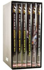 TT ISLE OF MAN SEASON REVIEW PACK - SEASONS 2010 to 2015 - TT DVD BOX SET