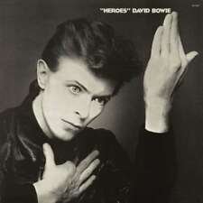 BOWIE DAVID HEROES (REMASTERED VERSION) CD NUOVO SIGILLATO