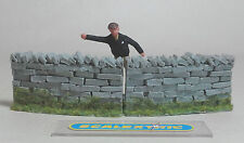 Vintage 1.32 CURVED 'DRY' STONE WALL x 2 Perfect for SCALEXTRIC AIRFIX NINCO SCX
