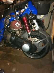Piaggio 200cc Engine complete 125cc 50cc 70cc zip runner moped scooter