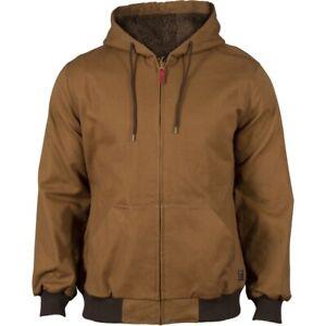 Rocky Worksmart Chore Coat, WW00063, Tan, Mens