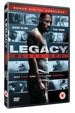 LEGACY BLACK OPS IDRIS ELBA EAMONN WALKER REVOLVER UK 2011 REGION 2 DVD NEW