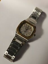 Vintage SEIKO Royal Oak SPORTS 100 Men's Watch 8229-5019 1980's working