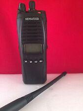 Kenwood TK-5410D Version 4 K2 700/800 MHz   P25 Trunking Radio