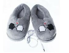 Piggy USB Plush Slippers Heated Slippers Electric Heating Foot Warmer Gift