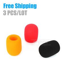 Windscreen Microphone Sponge Foam Cover Pop Filter For ZOOM H1 Recorder Pen Mic