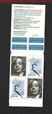 Sweden sc#2517 (2005) Complete Booklet MNH