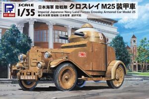 PIT-ROAD G53 - 1/35 Ijnlf Crossley Chamber Car, Model 25 - New