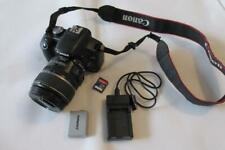 Canon EOS 500D 15.1MP Digital-SLR DSLR Camera/Camcorder + 17-85mm IS LENS + 16GB