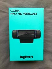 🔥 SHIPS FREE TODAY 🔥 Logitech C920X Pro HD 1080p Webcam