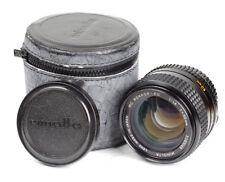 Minolta MD MC ROKKOR-PG 1.4/50mm f/1.4 50mm 1.4 for Minolta MD No.3290049