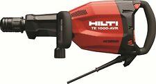 Hilti TE 1000-AVR, 120V Demolition Hammer Package W/ 2 Bits BRAND NEW.