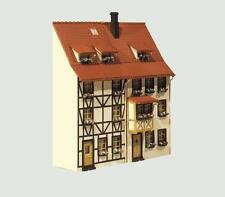 FALLER 130431 2 Relief Houses 2 15/16x2 3/32x5 19/32in And 2 9/16x5 29/32in