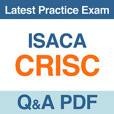Isaca Test CRISC Certified in Risk and Information Systems Control Exam Q&A PDF