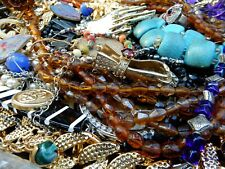 Jewelry Lot Necklaces Bracelets Earrings Brooches Vintage To Now Lot
