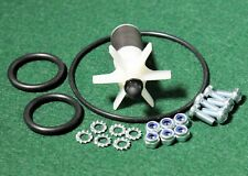 More details for fix e02 - bestway lay-z-spa hot tub water pump impeller rotor + gaskets + screws