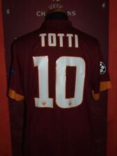 TOTTI ROMA 2014/2015 MAGLIA SHIRT CALCIO FOOTBALL MAILLOT JERSEY SOCCER CAMISETA