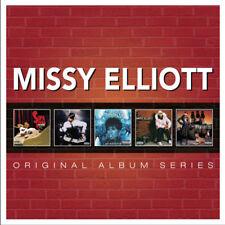 Missy Elliott : Original Album Series CD (2013) ***NEW***