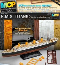 TITANIC 700 Assembly Model Kit RMS Anniversary Centenary Include Display Stand