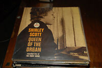 Shirley Scott LP 1ST US press Impulse A-8 Stanely Turrentine Queen of the Organ
