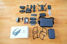 DJI Mavic Air Fly More Combo Drohne - ONYX Black   TOP ZUSTAND   VIEL ZUBEHÖR