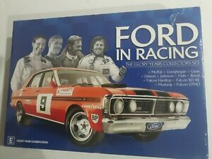 The Ford In Racing - Glory Years