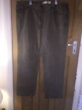 "Lee Brown Wash Regular Fit Jeans W42"" L30"" *C1"