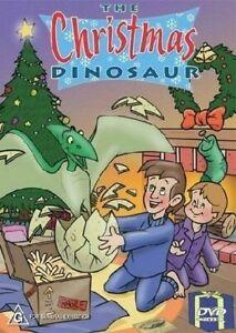 The CHRISTMAS Dinosaur (2004) DVD XMAS TV MOVIE Pterosaur FAMILY COMEDY Cheap R4