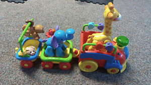 Fisher price Animal Train sing a long toy