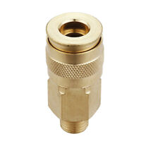 1/4 inch Male Female Air Pneumatic Quick Connector Adapter Thread Coupler