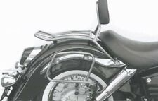 Honda VT 1100 C3 Shadow Saddlebag tube-carrier for leatherbags Chrome